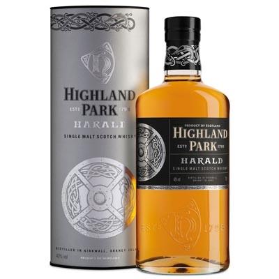 高原骑士勇士系列哈拉尔德盾牌单一麦芽苏格兰威士忌 Highland Park Warrior Series Harald Single Malt Scotch Whisky 700ml