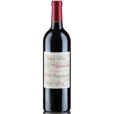 多明纳斯酒庄纳帕努克干红葡萄酒 Dominus Estate Napanook 750ml(2011年)