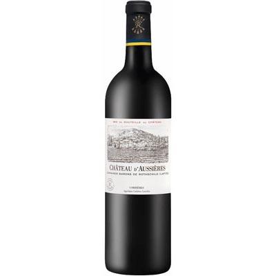 拉菲奥希耶古堡干红葡萄酒 Chateau D'Aussieres 750ml