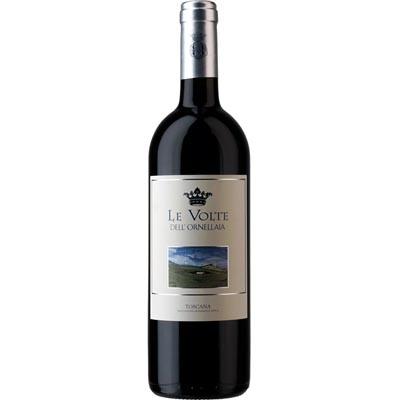 奥纳亚酒庄三牌乐福特干红葡萄酒 Le Volte dell'Ornellaia Toscana IGT 750ml(年份以实物为准)