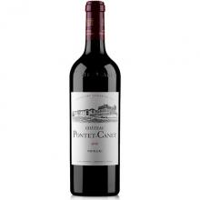 庞特卡奈庄园正牌干红葡萄酒 Chateau Pontet Canet 750ml