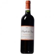 奥巴里奇庄园副牌干红葡萄酒 La Chapelle de Bages 750ml