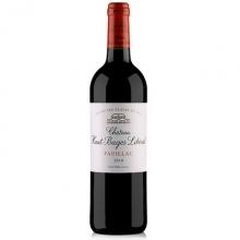 奥巴里奇庄园正牌干红葡萄酒 Chateau Haut Bages Liberal 750ml