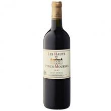 靓茨摩斯庄园副牌干红葡萄酒 Les Hauts De Lynch Moussas 750ml