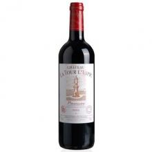 奥巴特利庄园副牌干红葡萄酒 Chateau La Tour L'Aspic 750ml