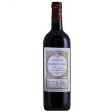 露仙歌庄园副牌干红葡萄酒 Chevalier de Rauzan Gassies 750ml