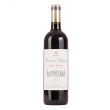 百家富庄园副牌干红葡萄酒 Diane de Belgrave 750ml