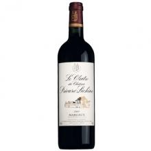 荔仙庄园克罗瓦干红葡萄酒 Le Cloitre du Chateau Prieure Lichine 750ml