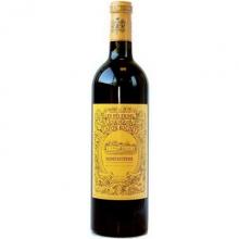 拉科鲁锡庄园副牌干红葡萄酒 Les Pelerins de Lafon Rochet 750ml