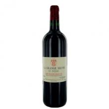 飞卓庄园副牌干红葡萄酒 La Grange Neuve de Figeac 750ml