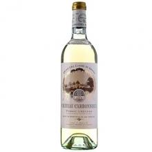 卡尔邦女庄园干白葡萄酒 Chateau Carbonnieux Blanc 750ml