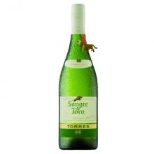 桃乐丝公牛血干白葡萄酒 Torres Sangre de Toro White 750ml