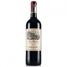 拉菲巴斯克花园干红葡萄酒 Las Huertas 750ml