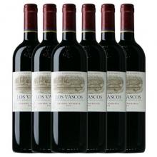 拉菲巴斯克酒庄特级藏酿干红葡萄酒 LOS VASCOS GRANDE RESERVE 750ml