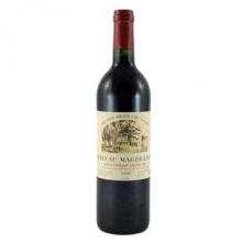 玛德莱娜庄园正牌干红葡萄酒 Chateau Magdelaine 750ml