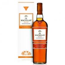 麦卡伦1824美丽桶系列赭色单一麦芽威士忌 Macallan 1824 Sienna Highland Single Malt Scotch Whisky 700ml