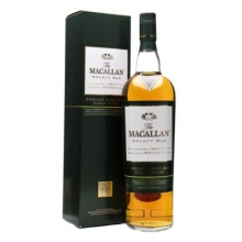 麦卡伦1824系列绿标卓越木桶单一麦芽苏格兰威士忌 Macallan Select Oak Highland Single Malt Scotch Whisky 1000ml