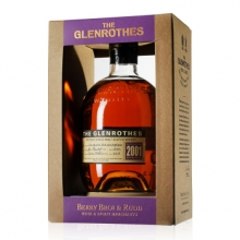 格兰罗塞斯2001年单一麦芽苏格兰威士忌 Glenrothes Vintage 2001 Speyside Single Malt Scotch Whisky 700ml