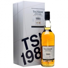 泰斯卡1985年单一麦芽苏格兰威士忌 Talisker Vintage 1985 Single Malt Scotch Whisky 700ml