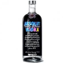 绝对伏特加安迪沃霍尔限量版 Absolut Vodka Andy Warhol 700ml