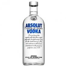 绝对伏特加原味 Absolut Vodka 750ml