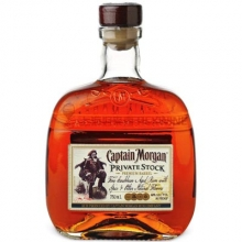 摩根船长私人典藏朗姆酒 Captain Morgan Private Stock Rum 750ml