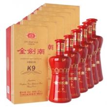 剑南春酒金剑南K9 500ml