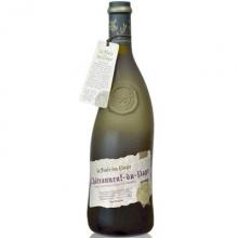 布诺特家族酒庄芙华歪脖子教皇新堡干红葡萄酒 La Fiole Du Pape Chateauneuf-du-Pape NV 750ml