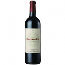 奥得比斯庄园干红葡萄酒 Chateau Les Ormes de Pez 750ml