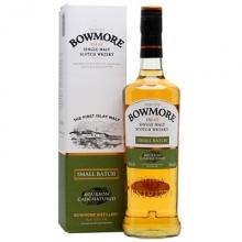 波摩小批量波本桶单一麦芽苏格兰威士忌 Bowmore Small Batch Bourbon Cask Matured Single Malt Scotch Whisky 700ml