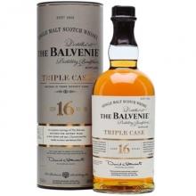 百富16年三桶单一麦芽苏格兰威士忌 The Balvenie Aged 16 Years Triple Cask Single Malt Scotch Whisky 700ml