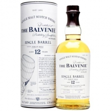百富12年单桶单一麦苏格兰芽威士忌 The Balvenie Single Barrel First Fill 12 Year Old Single Malt Scotch Whisky 700ml