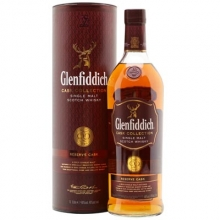 格兰菲迪储备桶藏单一麦芽苏格兰威士忌 Glenfiddich Reserve Cask Single Malt Scotch Whisky 1000ml