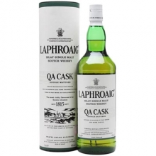 拉弗格QA桶单一麦芽苏格兰威士忌 Laphroaig QA Cask Islay Single Malt Scotch Whisky 1000ml