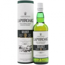 拉弗格精选单一麦芽苏格兰威士忌 Laphroaig Select Islay Single Malt Scotch Whisky 700ml