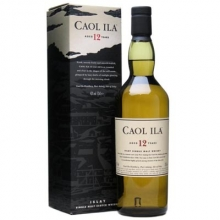 卡尔里拉12年单一麦芽苏格兰威士忌 Caol Ila Aged 12 Years Islay Single Malt Scotch Whisky 700ml
