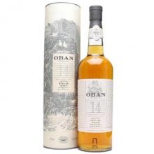 欧本14年单一麦芽苏格兰威士忌 Oban 14YO Highland Single Malt Scotch Whisky 700ml