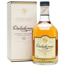 达尔维尼15年单一麦芽苏格兰威士忌 Dalwhinnie 15 Years Old Single Malt Scotch Whisky 700ml