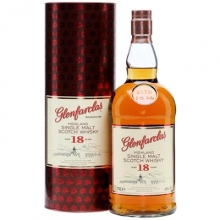 格兰花格18年单一麦芽苏格兰威士忌 Glenfarclas Aged 18 Years Highland Single Malt Scotch Whisky 1000ml