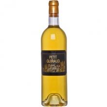 芝路庄园副牌贵腐甜白葡萄酒 Petit Guiraud 750ml