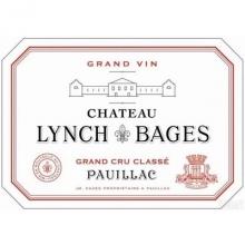 【限时特惠】靓茨伯庄园正牌干红葡萄酒 Chateau Lynch Bages 750ml