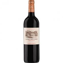 圣皮尔庄园正牌干红葡萄酒 Chateau Saint Pierre 750ml