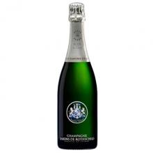 拉菲罗斯柴尔德白中白香槟 Champagne Barons de Rothschild Blanc de Blancs NV 750ml