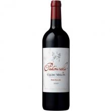克拉米伦庄园副牌干红葡萄酒 Pastourelle de Clerc Milon 750ml