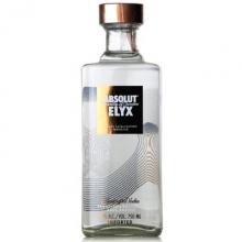 绝对亦乐伏特加 Absolut Elyx Vodka 700ml
