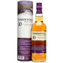 托明多尔10年单一麦芽苏格兰威士忌 Tomintoul Aged 10 Years Speyside Glenlivet Single Malt Scotch Whisky 700ml