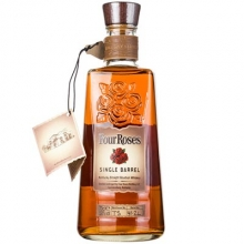 四玫瑰单桶波本威士忌 Four Roses Single Barrel Kentucky Straight Bourbon Whiskey 700ml