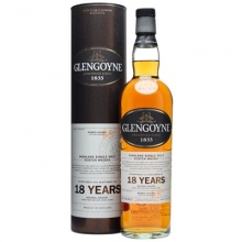 格兰哥尼18年单一麦芽苏格兰威士忌 Glengoyne Aged 18 Years Highland Single Malt Scotch Whisky 700ml