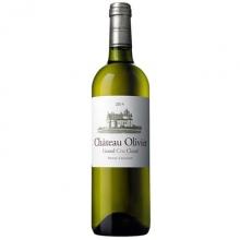 奥利弗酒庄正牌干白葡萄酒 Chateau Olivier Blanc 750ml