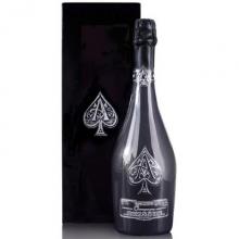 黑桃A香槟黑中白限量版 Armand de Brignac Ace of Spades Silver Blanc de Noirs 750ml